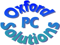 Oxford PC Solutions Ltd peacock logo