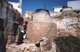 photo of traditional pottery kilns in Safi