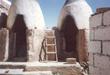 photo of traditiona live firel pottery kilns in Safi