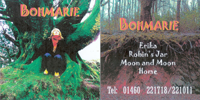 Images from the CD Bohmarie